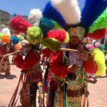 Fiesta centenaria en La Cañada