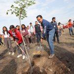 Más de 10 mil árboles plantados en primer mes de Respira Querétaro