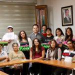 Continúa la Diputada Elsa Méndez apoyando al CECYTEQ
