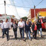 Se invierten 19.6 millones de pesos El Marqués y Quintas del Marqués