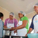 SMDIF de El Marqués entregó equipamiento a 16 aulas-cocina