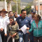 Más de 70 mil familias beneficiadas por Alcalde en tu Calle