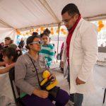 SMDIF El Marqués inició la campaña gratuita de cirugía de cataratas 2019