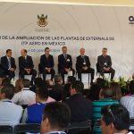Gobernador inaugura nuevas instalaciones de ITP Aero
