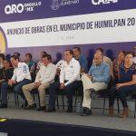 Gobierno invertirá 45 mdp  en Huimilpan
