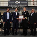 Reconoce el Gobernador el apoyo de la Secretaría de Marina a Querétaro