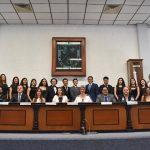 Toma protesta I Capítulo Universitario UAQ de Empresarios Jóvenes Coparmex