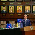 Refrenda Gobernador compromiso con más de 2 mil escuelas de educación básica