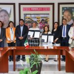 UAQ firma convenio con el Municipio de Huimilpan