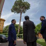 Gobernador realiza visita diplomática en Italia