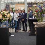 Gobernador consolida en Holanda 185 nuevos empleos para la agroindustria