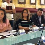 Gaby Moreno a favor de la regularización deasentamientos