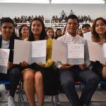 Escuela de Bachilleres de la UAQ entrega constancias de estudio a alumnos de la Norte