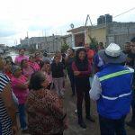 Municipio y Antorchatrabajanpara proteger a familias dela MelchorOcampo