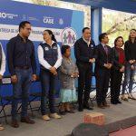 Entregan 827 paquetes alimentarios en el municipio de Corregidora
