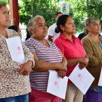 SMDIF de El Marqués entrega resultados de mastografías a mujeres de San Rafael