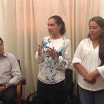 GIRA DE TRABAJO POR 9 MUNICIPIOS DE ELSA MÉNDEZ