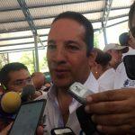 Gobernador presentará a AMLO 32 proyectos de infraestructura