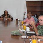 "Elvia Montes Trejo, encabezó la ""Mesa de Seguridad Regional"""