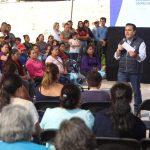 Alcalde en tu Calle invirtió 3 mdp en mejora de calles de Jardines del Sol
