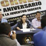 DIPUTADA ELSA MÉNDEZ APOYA REALIZACIÓN DEL TORNEO DE TAEKWONDO