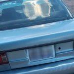 Se recuperan dos vehículos robados; sus conductores fueron detenidos