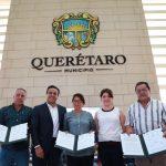 Firman convenio para darle continuidad a obras elegidas en ejercicios de Gobierno Abierto