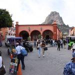 Visitaron Bernal más de 35 mil personas