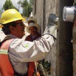 Regularizan servicio de energía eléctrica en 150 viviendas de La Laborcilla
