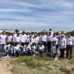 Más de 600 árboles sembrados en la Mega Jornada de Respira Querétaro