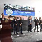 Presenta Luis Nava Ruta de la Cerveza Artesanal