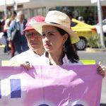 Indignante como AMLO maneja al país: Elsa Méndez