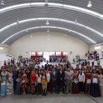 Egresan 86 jóvenes del Plantel Pedro Escobedo