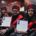 Se gradúan en la UAQ estudiantes de Maestría y Doctorado en Ciencias Jurídicas