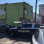 Video: Detenidos tres rijosos. Hubo detonaciones