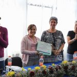 Alumnos de la UAQ capacitan a productores de carne de conejo en Huimilpan