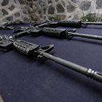 Gobernador refuerza con armamento al cuerpo de seguridad de la DID