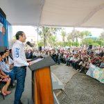 Anuncia Gobernador obras de urbanización e infraestructura en Cadereyta