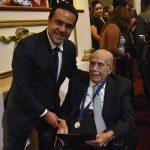 UniversitariosUAQ reconocidos en Aniversario 488 de la fundación de Querétaro