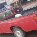 Caen dos en persecución con vehículo robado