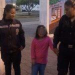 Policías de El Marqués ayudan a que Maite regrese con su familia