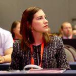 Asiste Elsa Méndez a la inauguración de México´s Aerospace Summit