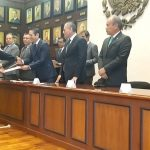 Gobernador reconoce a policías del programa 10×100 Defendamos Querétaro