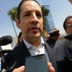 Gobernador pide administrar apoyos que les dan a usuarios de QroBús