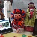 Inauguran exposición de Casa Queretana de las Artesanias en Punto México