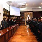 El Gobernador reconoce el compromiso y lealtad de los cuerpos policíacos en el estado