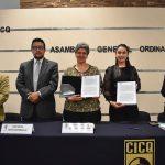 UAQ firma alianza con el Colegio de Ingenieros Civiles de Querétaro