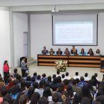 Facultad de Enfermería de la UAQ San Juan del Río celebra inicio de semestre 2019-2