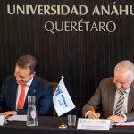Firman convenio entre El Marqués, DIF y la Universidad Anáhuac