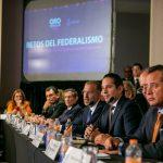 Gobernador asistió a la Sesión de Consejo Directivo Nacional de la COPARMEX